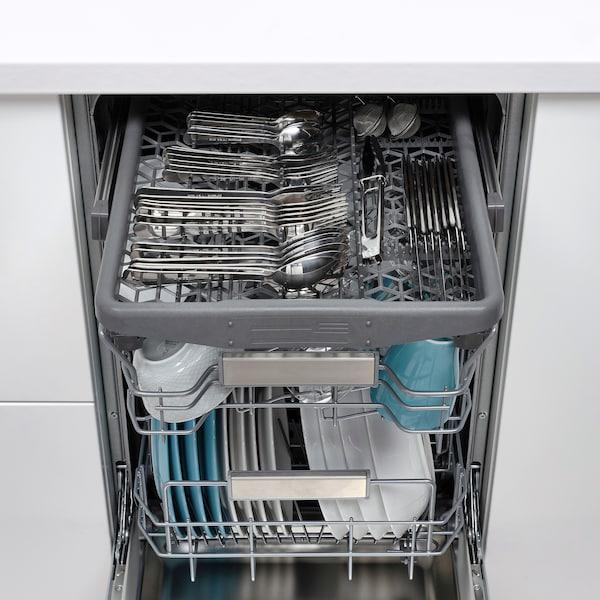 FINPUTSAD Integroitava astianpesukone, IKEA 700, 45 cm