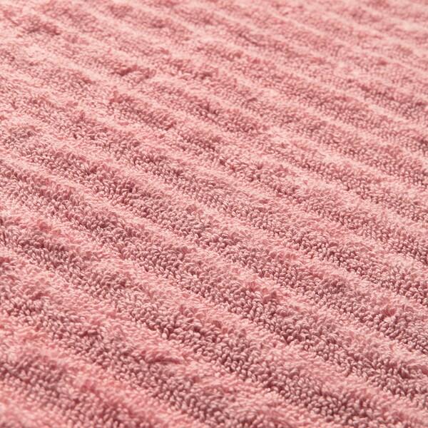 FLODALEN Kylpypyyhe iso, vaalea roosa, 100x150 cm
