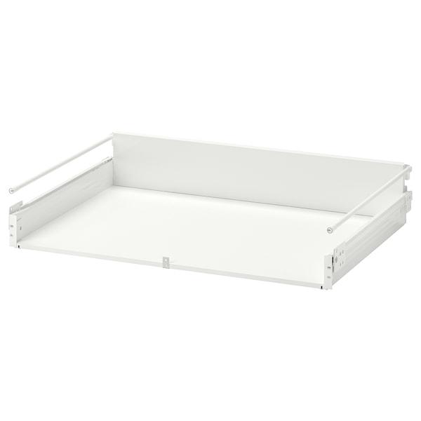FÖRVARA Laatikko, keskikorkea, valkoinen, 80x60 cm