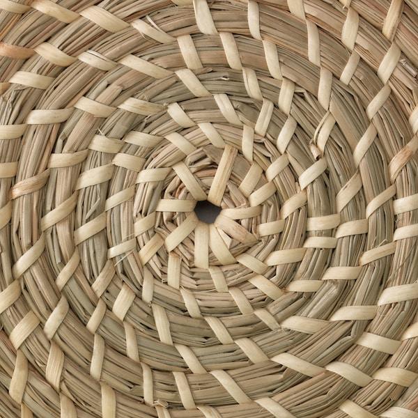 FRYKEN kannellinen rasiasetti, 3 osaa meriheinä