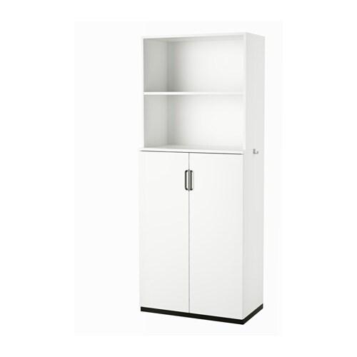 GALANT Säilytyskokonaisuus+ovet  valkoinen  IKEA