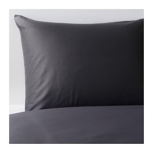 g spa pussilakana 1 tyynyliina 150x200 50x60 cm ikea. Black Bedroom Furniture Sets. Home Design Ideas