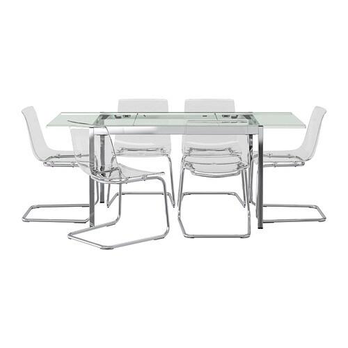 glivarp tobias p yt 6 tuolia ikea. Black Bedroom Furniture Sets. Home Design Ideas
