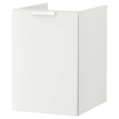 GODMORGON pyykkikaappi valkoinen 40 cm 47 cm 58 cm