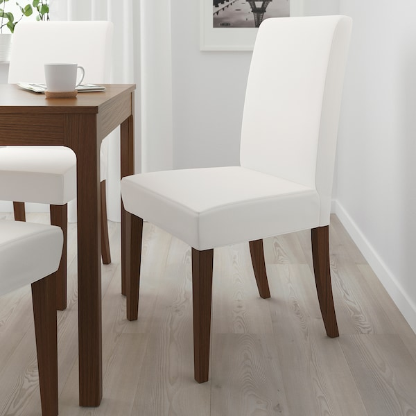 HENRIKSDAL tuoli ruskea/Gräsbo valkoinen 110 kg 51 cm 58 cm 97 cm 51 cm 42 cm 47 cm
