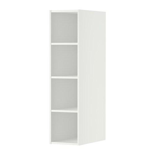 HÖRDA Avokaappi  valkoinen, 20x37x80 cm  IKEA