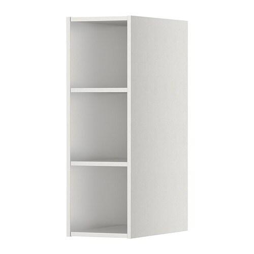 HÖRDA Avokaappi  teräsjäljitelmä, 20x37x60 cm  IKEA