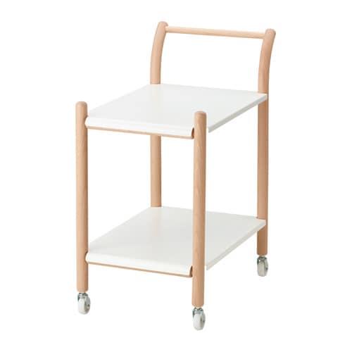 IKEA PS 2017 Apupöytä + pyörät  IKEA