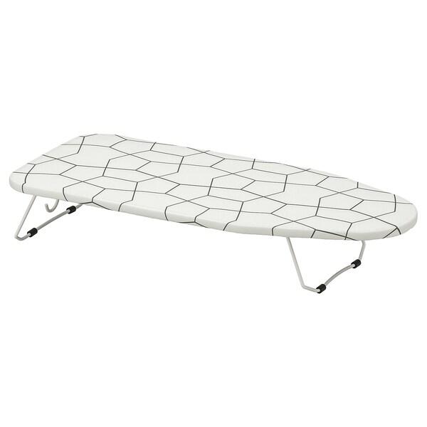 JÄLL silityslauta, pöytämalli 73 cm 32 cm 13 cm