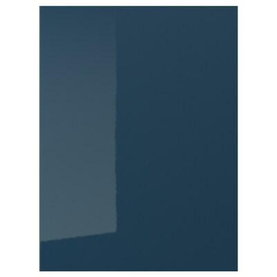 JÄRSTA ovi korkeakiilto mustansininen 59.7 cm 80.0 cm 60.0 cm 79.7 cm 1.7 cm