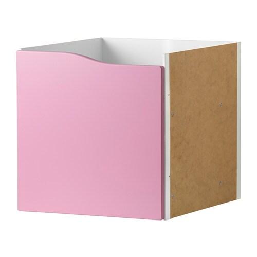 KALLAX Upotettava laatikko  roosa, IKEA
