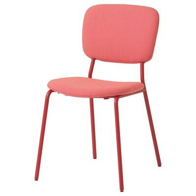 KARLJAN Tuoli, punainen/Kabusa punainen