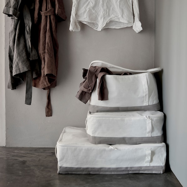 LACKISAR Säilytyslaukku, 34x51x28 cm
