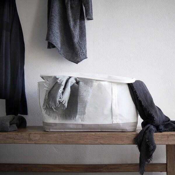 LACKISAR säilytyslaukku 34 cm 51 cm 28 cm