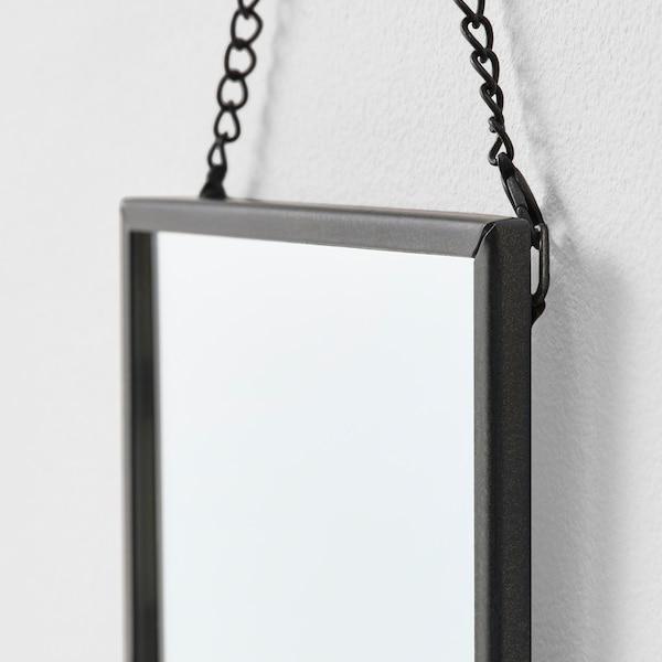 LASSBYN peili tummanharmaa 13 cm 18 cm