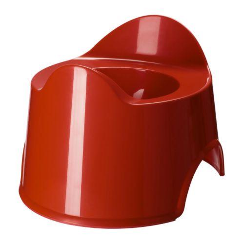 LÄTTSAM Potta IKEA Pohjassa liukueste, jonka ansiosta potta pysyy tukevasti paikoillaan.