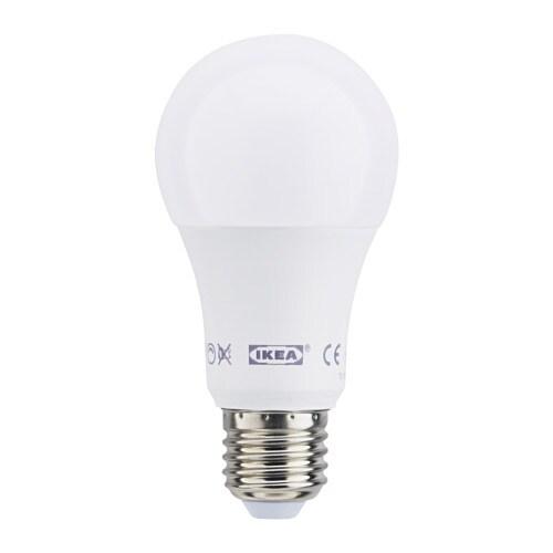 LEDARE Led lamppu E27 600 lm  IKEA