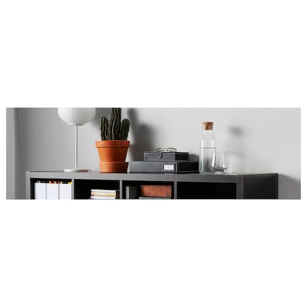 LEKMAN Laatikko, valkoinen, 33x37x33 cm