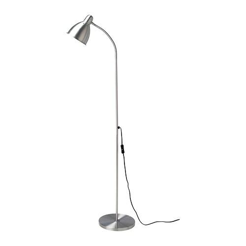 LERSTA Lattia-/lukuvalaisin IKEA Luo kohdistettua valoa, joka sopii hyvin esim. lukemiseen.