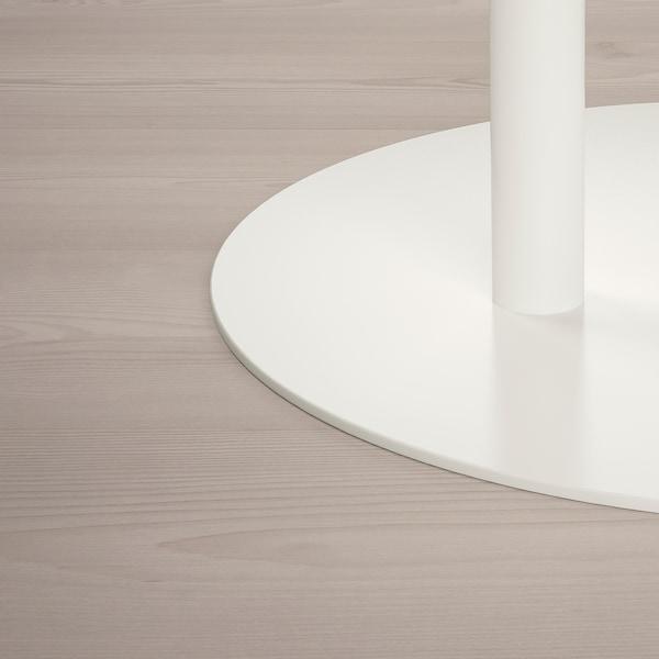 LIERSKOGEN Vaateteline+peili, valkoinen, 50x185 cm