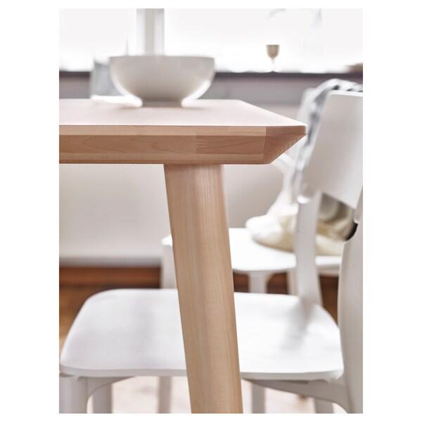 LISABO pöytä saarniviilu 140 cm 78 cm 74 cm