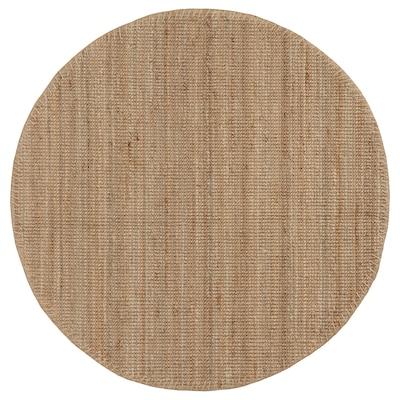 LOHALS Matto, kudottu, luonnonvärinen, 230 cm