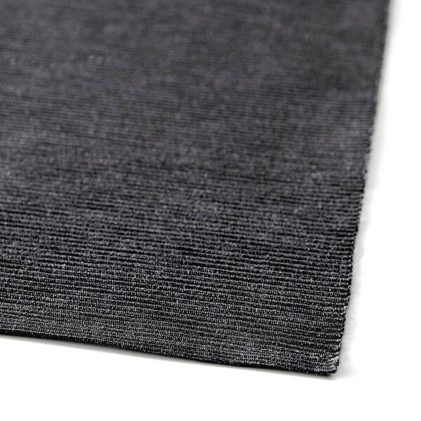MÄRIT Kaitaliina, musta, 35x130 cm