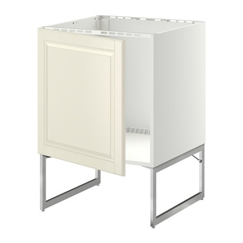 METOD Allaskaappi  Bodbyn luonnonvalkoinen  IKEA