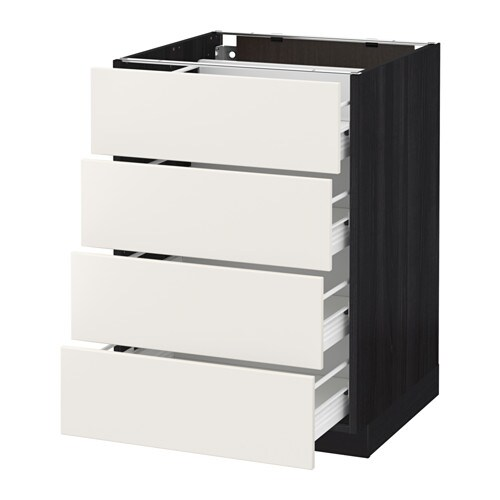 metod f rvara p yt kaappi 4 etusrj 4 laatikkoa ikea. Black Bedroom Furniture Sets. Home Design Ideas