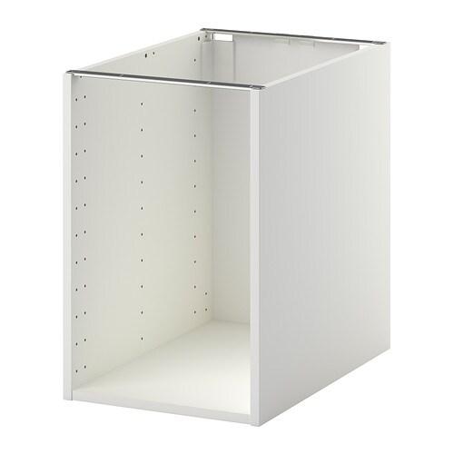 METOD Pöytäkaapin runko  40x60x60 cm  IKEA