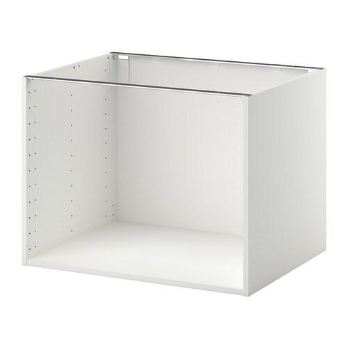 METOD Pöytäkaapin runko  80x60x60 cm  IKEA