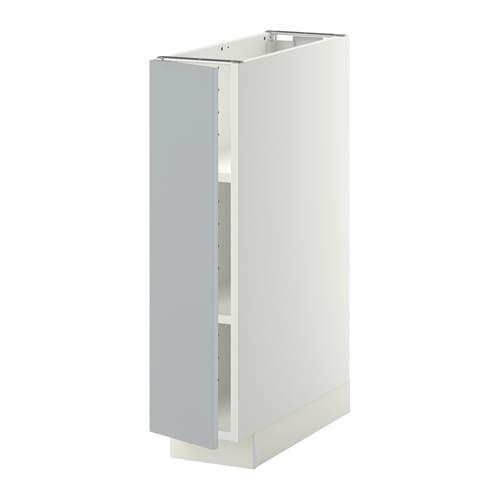 metod p yt kaappi hyllylevy valkoinen veddinge harmaa 20x60 cm ikea. Black Bedroom Furniture Sets. Home Design Ideas
