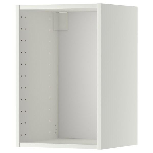 METOD Seinäkaapin runko, valkoinen, 40x37x60 cm