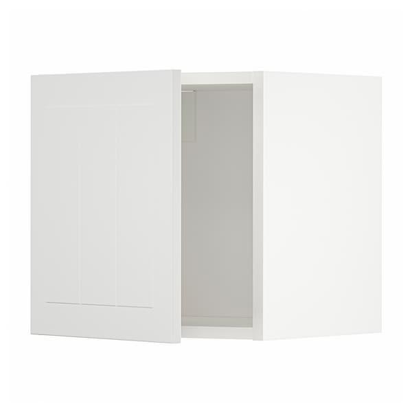 METOD Seinäkaappi, valkoinen/Stensund valkoinen, 40x40 cm