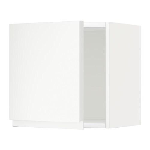 METOD Seinäkaappi  valkoinen, Voxtorp valkoinen, 40×40 cm  IKEA
