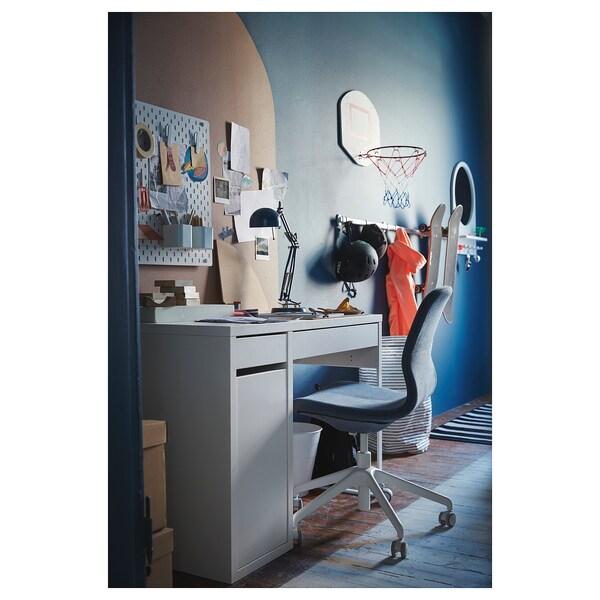 MICKE työpöytä valkoinen 105 cm 50 cm 75 cm 50 kg