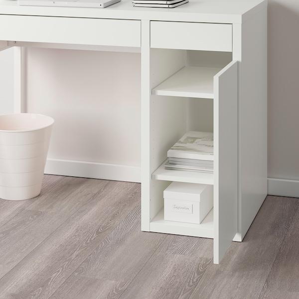 MICKE työpöytä valkoinen 105 cm 50 cm 140 cm