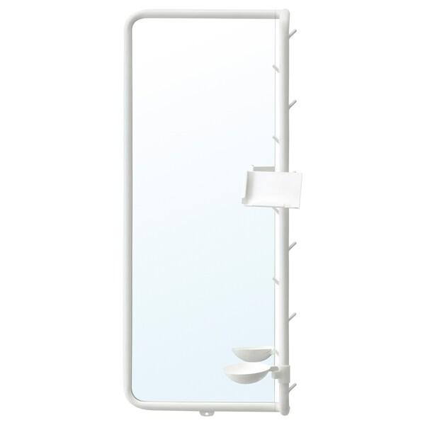 MÖJLIGHET Peili, valkoinen, 34x81 cm