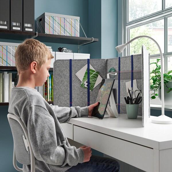 ÖVNING Työpöydän jakaja lokeroilla