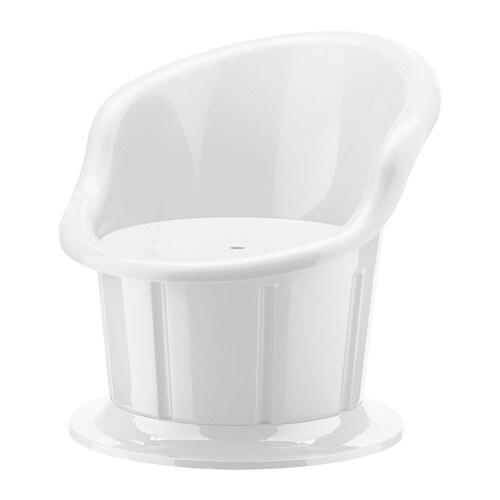 POPPTORP Lepotuoli  valkoinen  IKEA