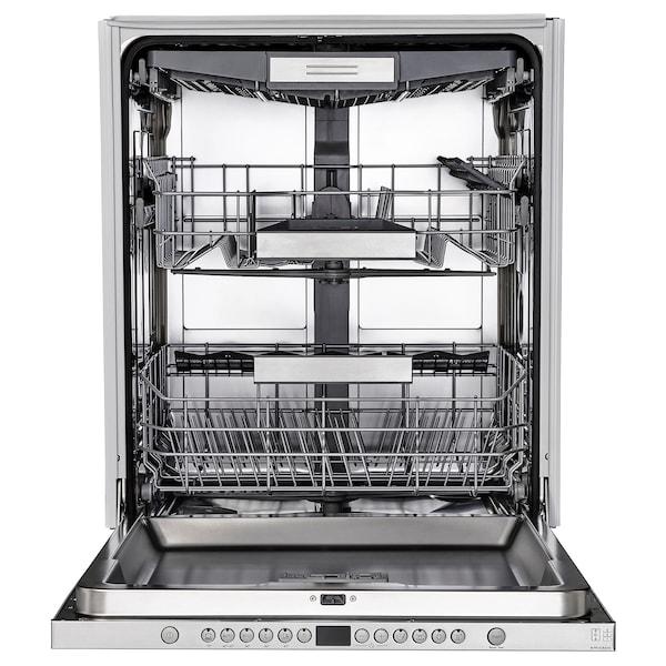 PROFFSIG Integroitava astianpesukone, IKEA 700, 60 cm