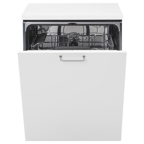 RENODLAD Integroitava astianpesukone, IKEA 500, 60 cm