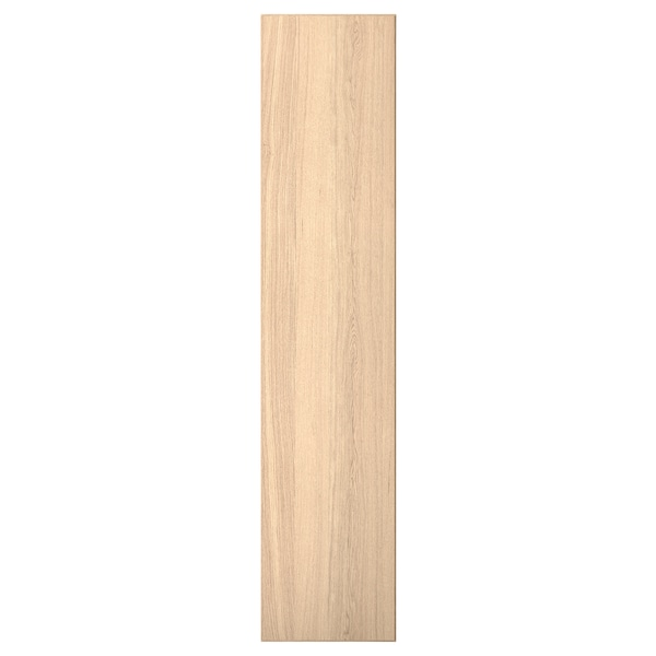 REPVÅG Ovi, vaaleaksi petsattu tammiviilu, 50x229 cm