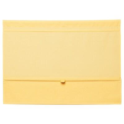 RINGBLOMMA Kaihdin, keltainen, 80x160 cm
