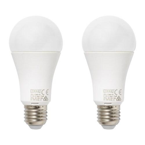 RYET Led lamppu E27 1000 lm  IKEA