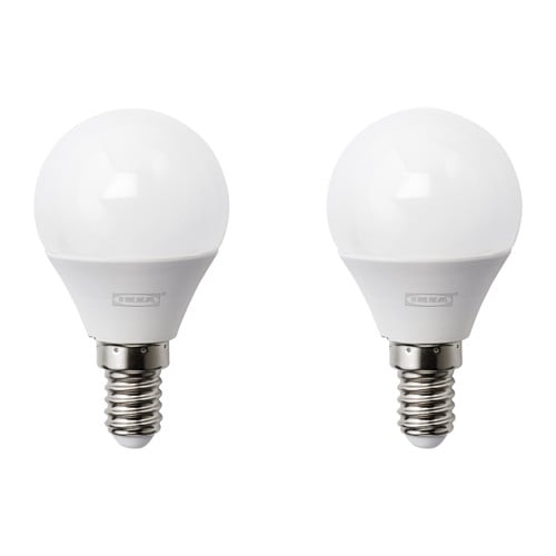 RYET Led lamppu E14 200 lm  IKEA