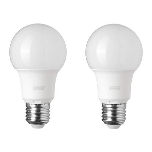 RYET Led lamppu E27 600 lm  IKEA