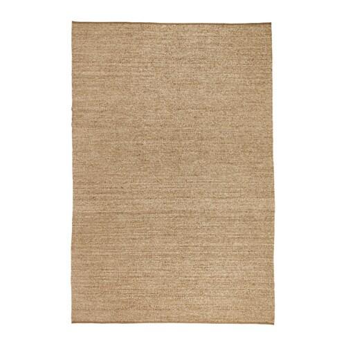 SINNERLIG Matto, kudottu IKEA Kudottu matto on kummaltakin puolelta samanlainen, joten kumpaakin puolta voidaan käyttää.