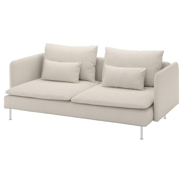SÖDERHAMN 3:n istuttava sohva, Gunnared beige