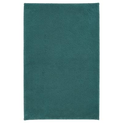 SÖDERSJÖN Kylpyhuoneenmatto, harmaanturkoosi, 50x80 cm